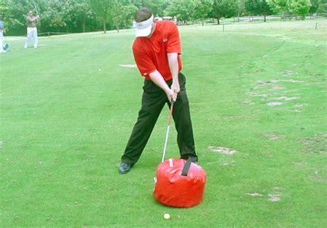 golf swing bag moe norman golf gga leverage bag