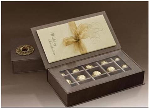 wedding card box ideas india what could be a sweeter invite than a box of chocolates