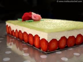 classic fraisier cake recipe with images