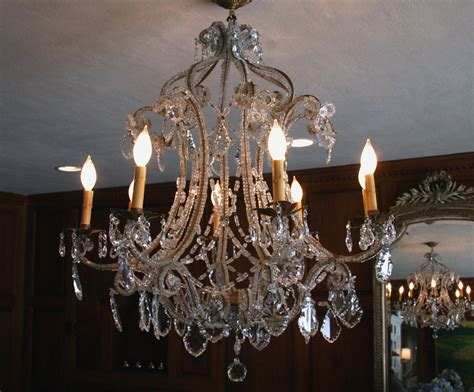 How To Clean A Chandelier With Crystals How To Make A Antique Chandeliers Home Ideas Collection Diy Antique