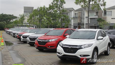 X 100 Original Indonesia honda hr v indonesia 100 unit autonetmagz