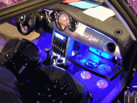 Lu Neon Led Motor streetglow interior neon light streetglow 9 quot mini