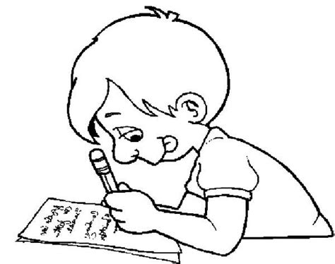 Writing Coloring Pages of school learn how to write on day of school coloring page