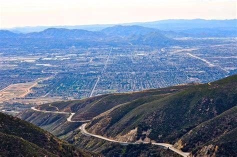 San Bernardino Ca Search San Bernardino Ca From Crestline Val Dewitt S Travel Photography