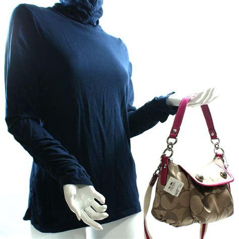 groovy swing coach poppy signature sateen groovy shoulder swing bag