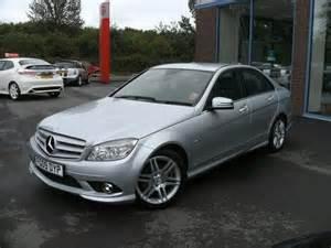 Www Used Mercedes Used Mercedes 2009 Petrol Class C180k Blueefficiency