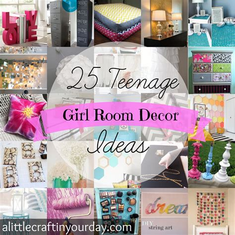 teenage girl room decor ideas   craft   day