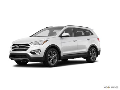 2016 Hyundai Santa Fe   Kelley Blue Book
