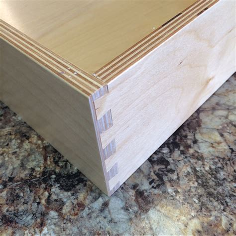 plywood cabinet boxes only economical birch plywood dovetailed box