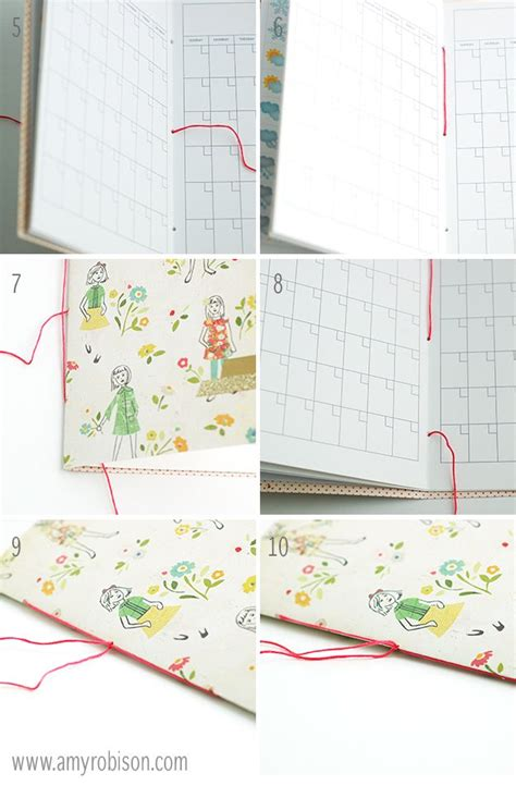 sketchbook binding tutorial 74 best images about diy quot i you quot book inspiration on