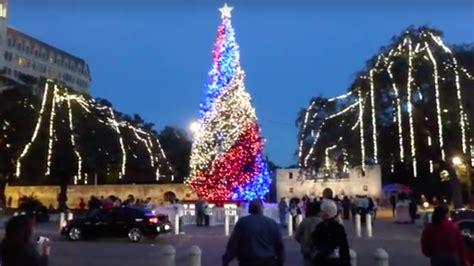 san antonio current image archives city christmas tree