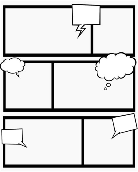 comic book template peerpex