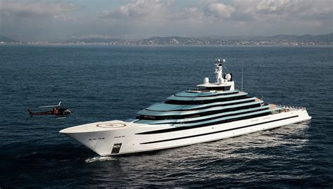 monaco boat show 2017 yachts the 11 largest yachts at the monaco yacht show 2017
