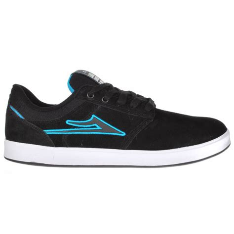 lakai shoes lakai lakai linden skate shoes black suede lakai from