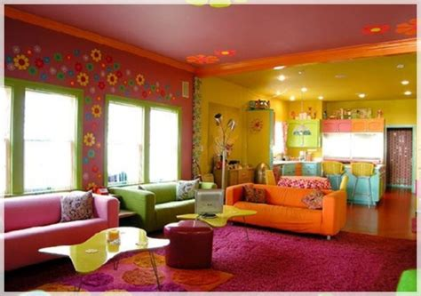 rainbow designs 20 colorful home decor ideas eye catching colourful living room designs