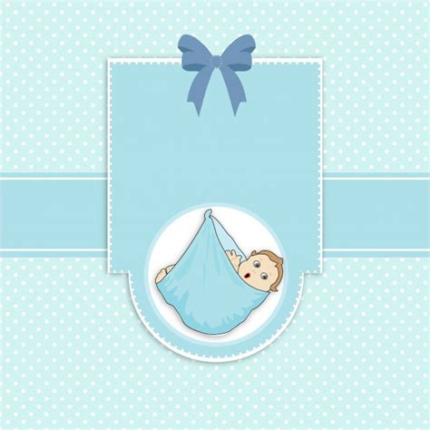 Newborn Baby Card Template Free by Baby Boy Arrival Card Free Stock Photo Domain