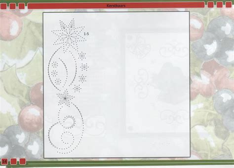 pricking templates card 17 best images about and stitch on