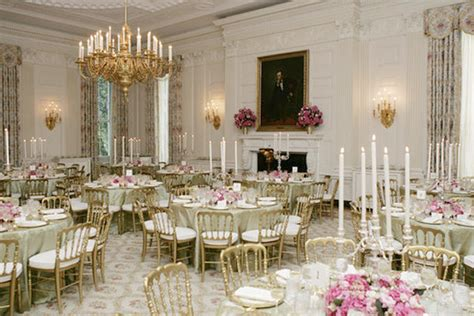 White House State Dining Room State Dining Room White House Museum