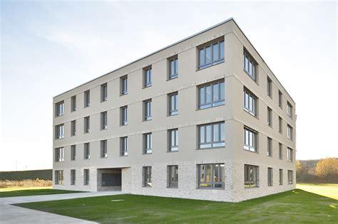 architekt ulm ganghofstrasse neu ulm schwarz architekten
