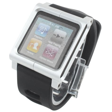 apple ipod nano 6g lunatik yout lunatik tiktok multi touch band chanverbpa mp3