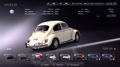 Gran Turismo 6 Vw Autos by Gran Turismo 5 Hd Fahrzeug Paket 3 Ab Morgen Den 18 01
