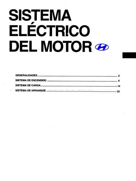 Sistema Electrico Hyundai Accent