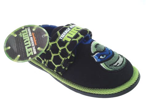 turtles slippers boys mutant turtles slippers mules tmnt
