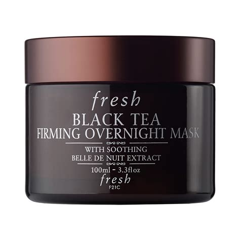 black tea mask diy fresh black tea overnight firming mask clever reviews