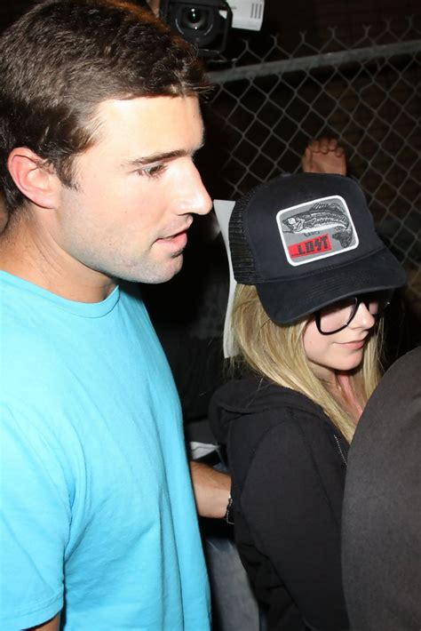 brody jenner tattoos avril lavigne photos photos brody jenner shows his