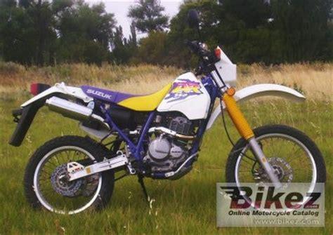 1997 Suzuki Dr350 Specs 1997 Suzuki Dr 350 Se Specifications And Pictures