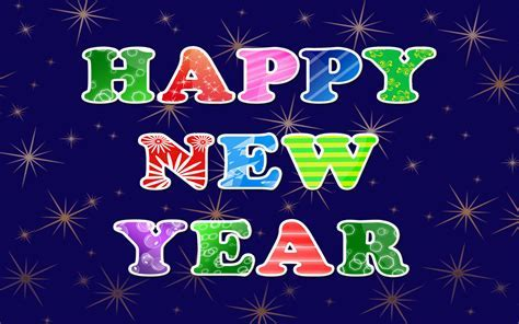 (Wide**) Latest Happy New Year Wallpapers HD Pictures for