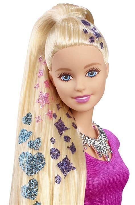Doll Hair Style Doll by Glitter Hair Doll