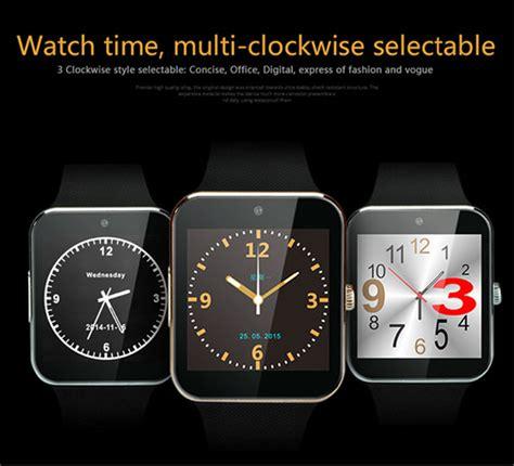 gt08 bluetooth smart wrist watch sim phone mate for iphone bluetooth smart watch wrist sim phone mate for iphone ios