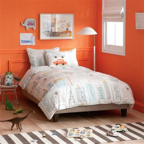dwellstudio skyline duvet set modern kids bedding