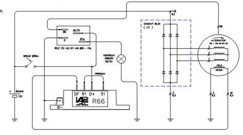 Motorrad Schaltung Klemmt by Powerdynamo 12 Volt Regler F 252 R Mz Etz Und Jawa 638 640