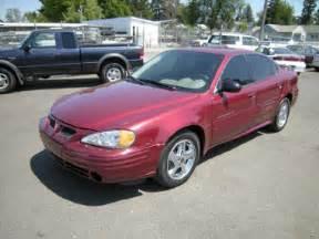 2002 Pontiac Grand Am Fuel Pontiac Grand Am 2002 Oregon Mitula Cars