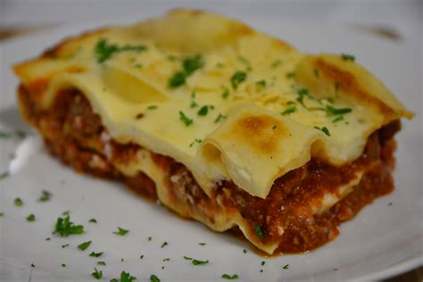 Lasagna Beef Size Large Beef Lasagne Why Cook