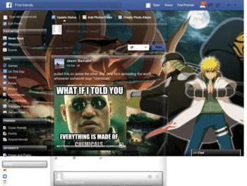 facebook themes and skins naruto naruto facebook themes and skins userstyles org