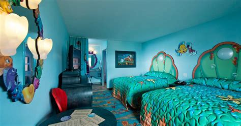 world of decor orlando disney s of animation mermaid section photo