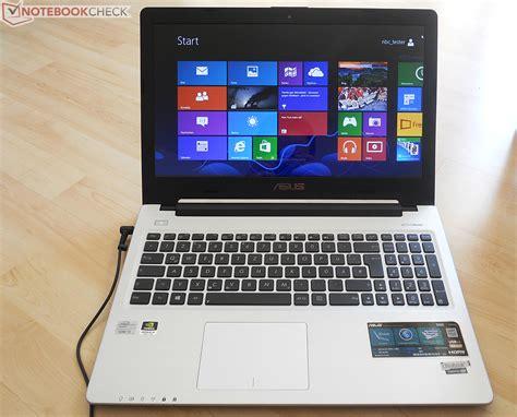 asus s56 series notebookcheck net external reviews