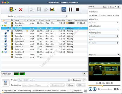 format converter 6 ultimate دانلود xilisoft video converter ultimate v7 8 20 macosx