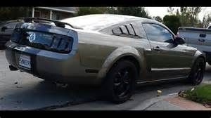 Dd Ford Ford Mustang Mineral Gray Project Dd Drive2