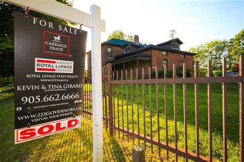 house trades real estate luxury property market report kevin tina girard royal lepage hamilton