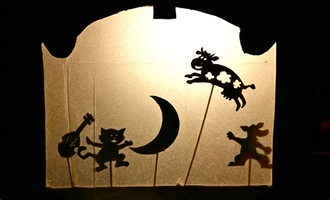 How To Make Paper Shadow Puppets - how to make your own shadow puppet theatre