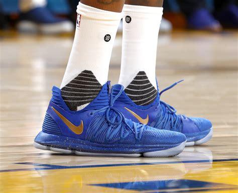 Sepatu Basket Nike Kd 10 Finals Pe Blue nike kd 10 la chaussure du mvp des nba finals cool kicks