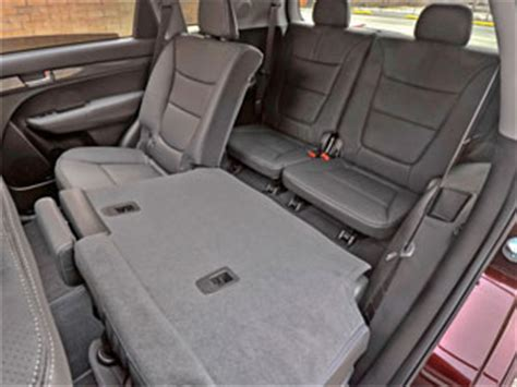 2011 ford edge 3rd row seating 2011 kia sorento review a new direction a new home