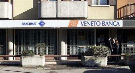 veneto banca mirano veneto banca i soci muovono per creare nocciolo anti scalate