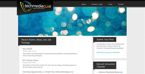 Business School Technology And Media Mba Club by Harvard Business School Techmedia Club Sauced Media