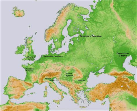 depressione caspica testo geo i fiumi europei le principali pianure europee e