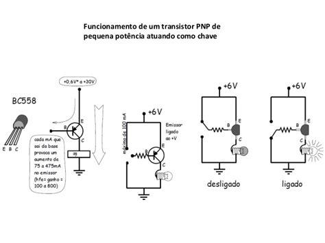 transistor bc337 como chave transistor